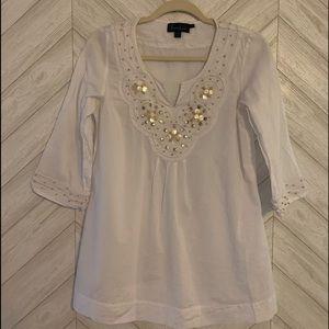 Boden cotton blouse